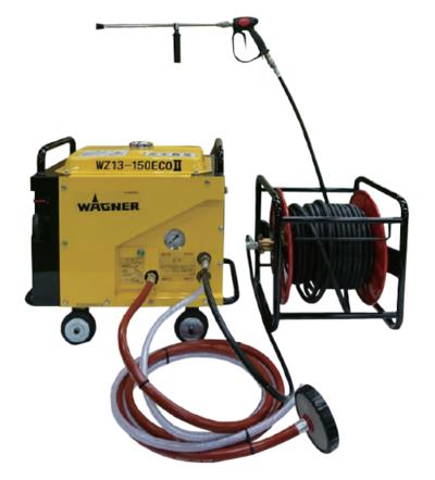 防音型高圧洗浄機 WZ13-150ECO2 プレミアムセット